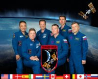 International Space Station Expedition 28 Official Crew Portrait